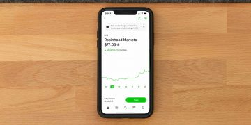 Robinhood's waiting list for crypto wallet exceeds 1M